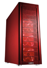 Lian-Li PC-A77FR Red
