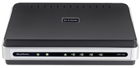 Интернет-шлюз D-Link DIR-100 1port WAN , 4 port switch