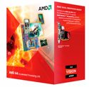 AMD A4-3300 (2.50 GHz, 2 ядра, 32 nm, 65W) (AD3300OJGXBOX) box