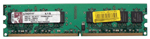 DDR2 1024Mb Kingston (KVR800D2N6/1G) 800MHz, PC6400, CL6, ValueRAM