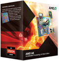 AMD A6-3670K (2.70 GHz, 4 ядра, 32 nm, 100W) (AD3670WNGXBOX) box