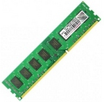 DDR3 4096Mb Transcend (JM1333KLN-4G) 1333MHz, PC3-10600, CL9, (9-9-9-24), 1.5V, (Kit:1x4096MB), JetRam