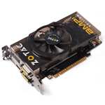 GeForce GTS450 1024Mb AMP! Zotac (ZT-40502-10L)