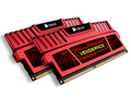 DDR3 8192Mb CORSAIR (CMZ8GX3M2A1600C9R) 1600MHz, PC3-12800, CL9, (9-9-9-24), 1.5V, (Kit:2x4096MB), Vengeance
