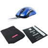 Комплект Microsoft IntelliOptical 1.1a Zowie Blue (ZOWIE IO1.1ZG Blue Box) и ковёр Zowie G-RF