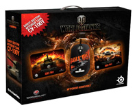 Игровой набор STEELSERIES World of Tanks Bundle (CУ-100У)