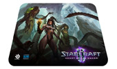 SteelSeries QcK StarCraft2 HOTS Kerrigan Edition (67266)