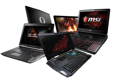 TOP рейтинг мощных ноутбуков